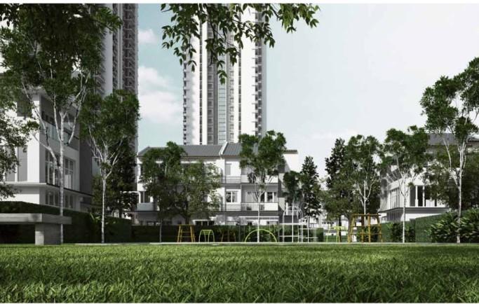 Tâm điểm nhà ở tại Hà Đông với ParkCity Hanoi