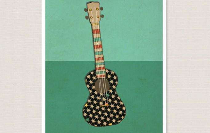 Tạo nét khác biệt bằng món đồ trang trí nhà theo chủ đề âm nhạc duyên dáng và có tính sáng tạo (P2)