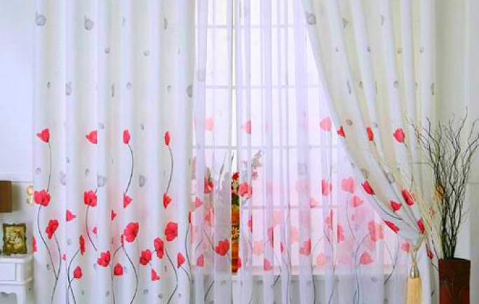 Tham khảo những bộ rèm cửa với phong cách đồng quê đơn giản