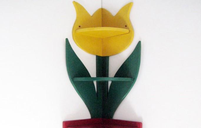 Tham khảo phụ kiện trang trí nhà với hình dạng hoặc họa tiết hoa tulip sang chảnh  (P2)