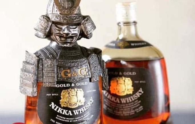 Tìm hiểu sản phẩm rượu Whisky Nikka Samurai Nhật Bản