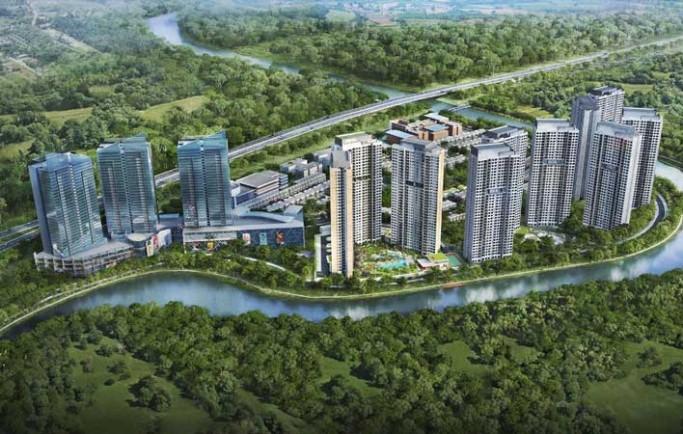 Tổng quát dự án Gem Riverside Đất Xanh Q2