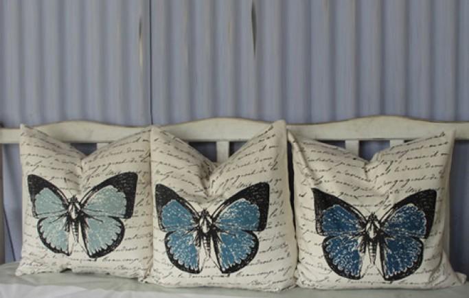 Trang trí nhà được lấy cảm hứng từ các chú bướm đáng yêu (P1)