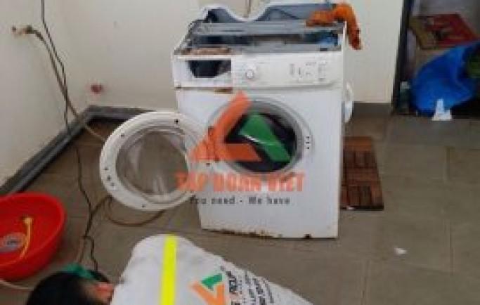 Trung tâm chuyên sửa chữa máy giặt tại nhà cam kết khắc phục lỗi