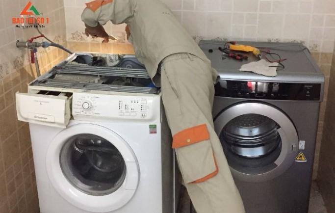 Tư vấn dịch vụ vệ sinh máy giặt tại nhà đảm bảo khắc phục lỗi nhanh