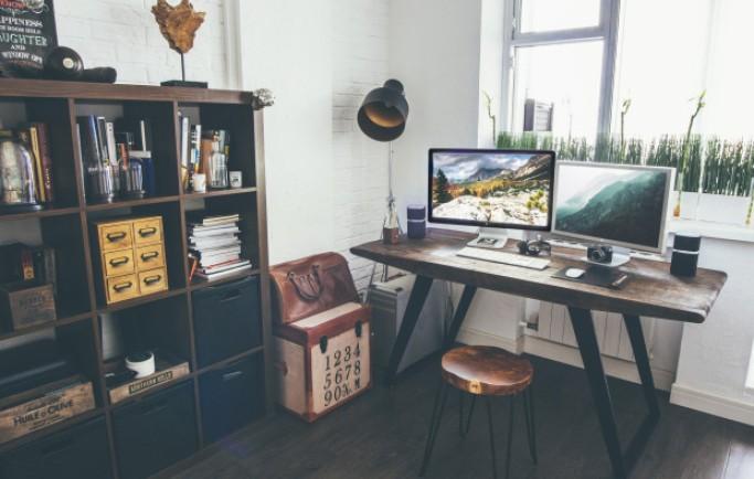 Ý tưởng văn phòng tại nhà tuyệt đẹp
