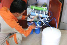 Công ty sửa chữa dịch vụ máy lọc nước kêu tạch tạch uy tín tại nhà
