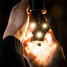Đèn cực sáng tạo mà bạn hẳn sẽ chưa được thấy bao giờ