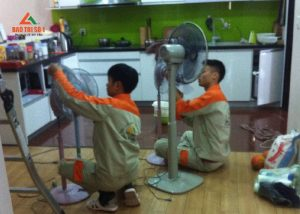 Dịch vụ sửa quạt điện tại nhà giá rẻ