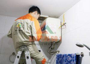 Sửa bình nóng lạnh uy tín trên 12 quận nội thành Hà Nội hiệu quả