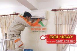 Tư vấn dịch vụ sửa chữa bảo dưỡng điều hòa ngay tại nhà tốt