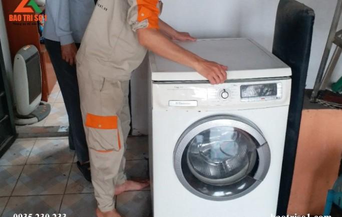 Bảo Trì Số 1 nhận lắp đặt máy giặt ở Hà Nội uy tín, nhanh chóng