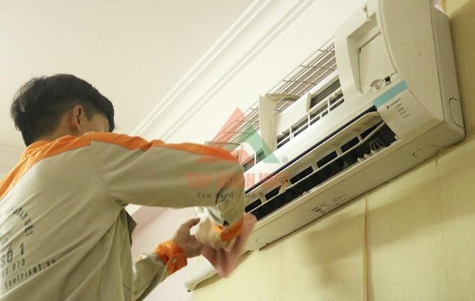 Chia sẻ dịch vụ sửa chữa, bảo dưỡng điều hòa tại nhà an toàn nhất