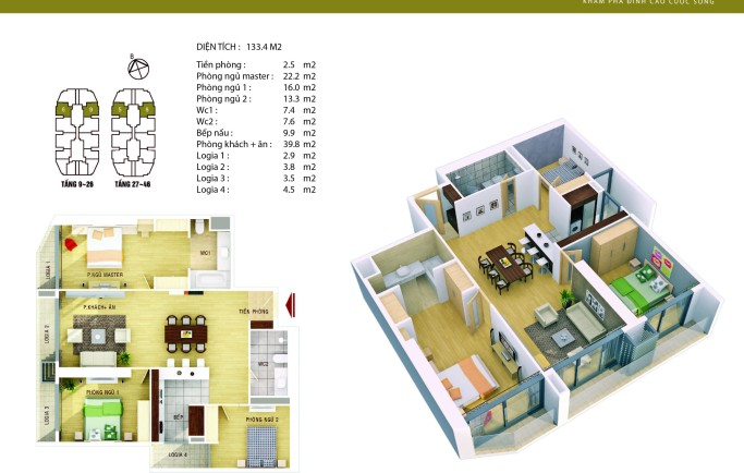 Chung cư Stelar Garden 35 Lê Văn Thiêm có vị trí đắc địa