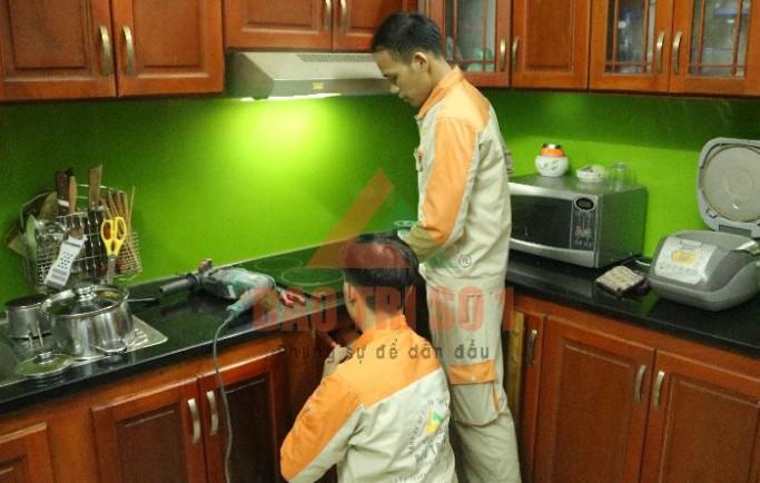 Dịch vụ sửa bếp từ tại nhà khắc phục lỗi hết nhanh chóng nhất nhé