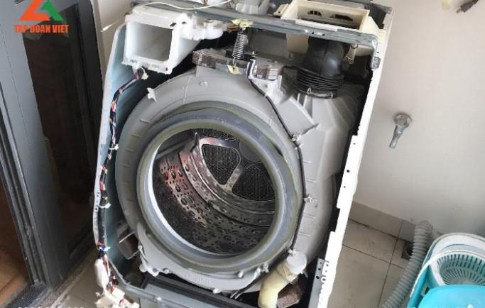 Dịch vụ sửa chữa máy giặt tại nhà đảm bảo lỗi hết ngay nhé bạn