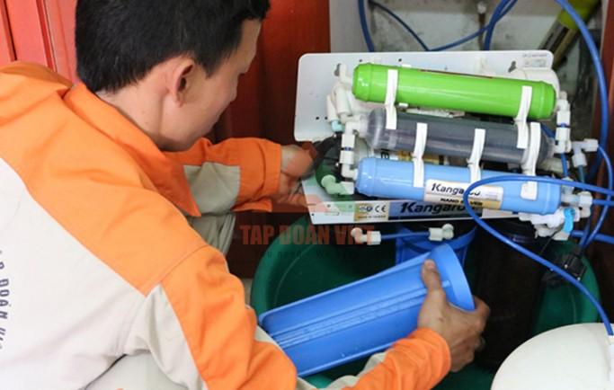 Dịch vụ sửa chữa máy lọc nước tại Hà Nội uy tín hiện nay