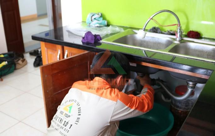 Dịch vụ sửa chữa máy lọc nước tại nhà lỗi hết nhanh chóng nhé
