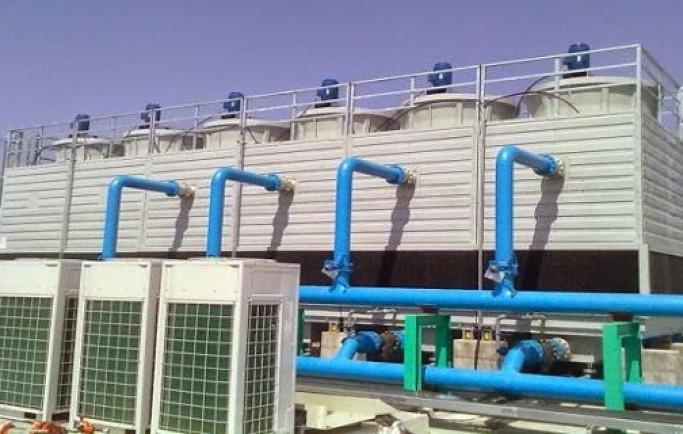 Giải pháp sử dụng Tháp giải nhiệt hiệu quả và tiết kiệm