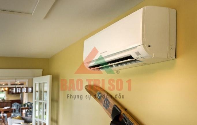 Giới thiệu dịch vụ sửa chữa điều hòa tại nhà đảm bảo chất lượng