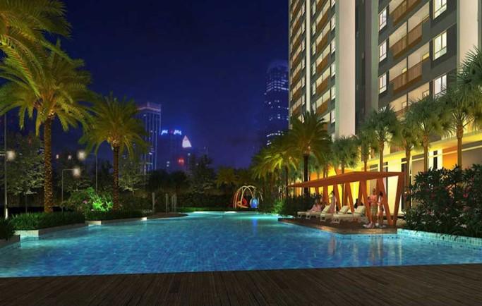 Không gian căn hộ Gem Riverside Đất Xanh q2 ước mơ cho cuộc sống xanh