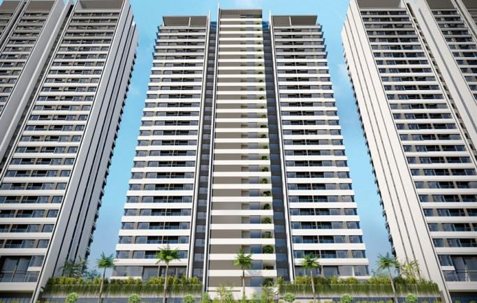 Mặt bằng thiết kế căn hộ Kingdom 101