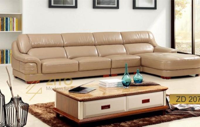 Phòng khách sẽ trở nên tuyệt đẹp nhờ chọn sofa đúng các