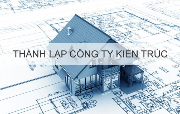 Thành lập công ty kiến trúc