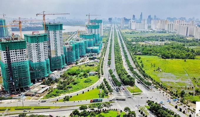 Thị trường TP Hồ Chí Minh mở ra cơ hội lớn cho thị trường địa ốc